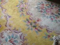 Chinese rug , large