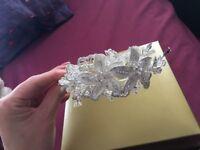 Diamanté Wedding Hair Piece