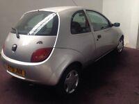 2001 plate ford ka 1.3 petrol cheap insurance 1year mot on it! contact hannah !!