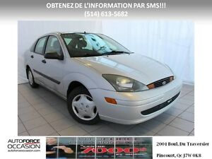 2003 Ford Focus LX AUT AC 4CYL BIEN EQUIPE AUT AC 4CYL WELL EQUI