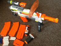Battery Operated Nerf Modulus
