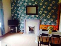 *SUMMER/FESTIVAL LET* ATTRACTIVE 2 BED FLAT