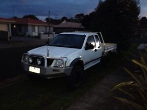 05 ra rodeo space cab, tray, turbo diesel $4800 firm Warrnambool Warrnambool City Preview
