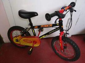 Apollo Force Bike 3-6years