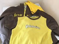 Big bundle of Brownie Guide uniform approx age 7-8 £20 for all collection from Shepshed. (can post)
