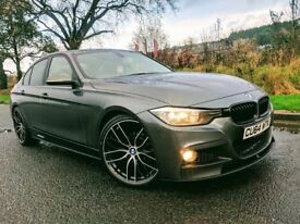 2014 BMW 320D Efficient Dynamics Businness Edition From £66 a Week Pay Nothing Until Jan2018