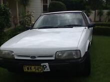 1994 Ford xg Ute Aberdare Cessnock Area Preview