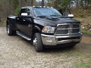 Diesel 4x4 Dodge Ram Dually 2012