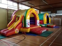 Bouncy castle Hire from £50! To book call or visit our FB page E3 Bouncy Castles!