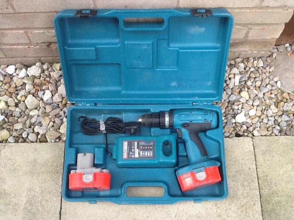 Makita 8391 18v cordless drill