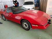 1984 Chevrolet Corvette Convertible Tapping Wanneroo Area Preview