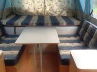 Penine Continental 2006 folding camper