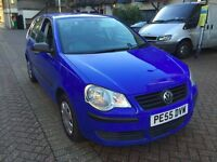 Volkswagen Polo 1.2 petrol, Long MOT, Excellent condition