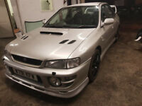 subaru impreza turbo uk car full service history fresh mot
