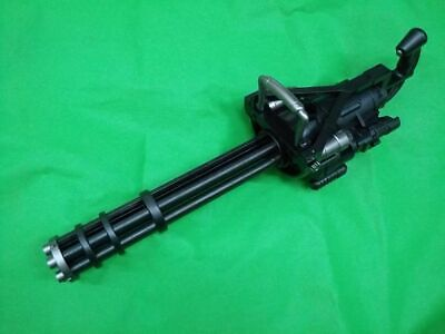 Electric Toy gun Vulcan M134 prop gatling airsoft aeg navy seal softair spining Airsoft Electric Toy Gun