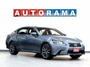 2013 Lexus GS 350 F SPORT NAVIGATION AWD LEATHER SUNROOF BACKUP