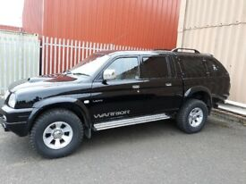 Mitsubishi L200 warrior (Great Condition)