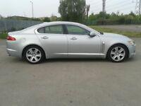 08 Jaguar XF Premium Luxury 2.7 Diesel
