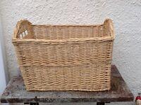 Large Wicker Basket ideal toy basket