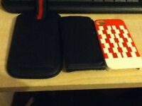 i have 3 mobile cases one iphone 4s gucci case and iphone 4s chess case and ipod 4g book case