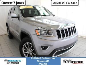 2014 Jeep Grand Cherokee LIMITED GPS NAV TOIT 4X4