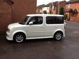 Nissan Cube 1.4 auto micra parts like Nissan note