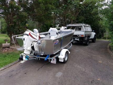 Wanted: 2016 420 Quintrex Renegade with 30HP Evinrude E-TEC TS