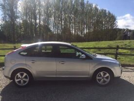 2007 (07) Ford Focus Diesel 1.8 Manual 5Doors With 12 Month MOT PX Welcome