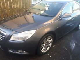 Vauxhall insignia 2011 Full years MOT open to offrrs