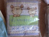 Nursery Bundle 'All wrapped up'. Unisex