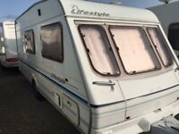 Swift Lifestyle 510 - 4 Birth Caravan