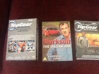 Bundle of Top Gear and Clarkson Dvd's