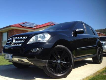 2009 Mercedes-Benz ML 4x4 Wagon turbo diesel GREAT CONDITION Kingston Kingborough Area Preview