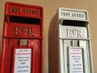 Riches Entertainments   Royal Mail Post Box Hire   Vintage Post Box Hire   Wishing Well Hire