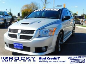 2009 Dodge Caliber SRT4 - YOU DO THE SAFETY AND YOU SAVE!