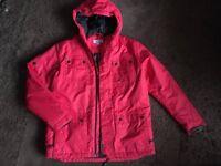 alpine boys winter jacket size 13