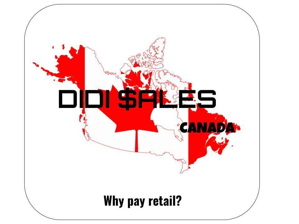 DIDI Sales Canada