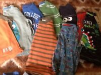 Bundle of boys clothing 18-24 months good condition from a smoke and pet free house