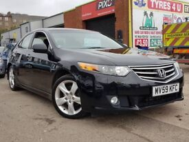 **12 MONTHS WARRANTY** STUNNING HONDA ACCORD ES GT I-DTEC 2.2 (2009) - NEW MOT - HPI CLEAR