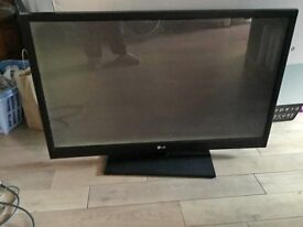 LG 3D TV 42pw450t Spares/Repairs. Powerline Fault