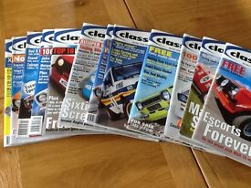 Classic ford magazines
