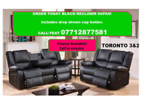sofas in recliner 3 + 2 !!