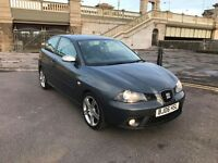 ** SEAT IBIZA FR 1.9 TDI ** ONE YEAR MOT ** 60 MPG ** QUICK CAR ** SERVICE HISTORY **