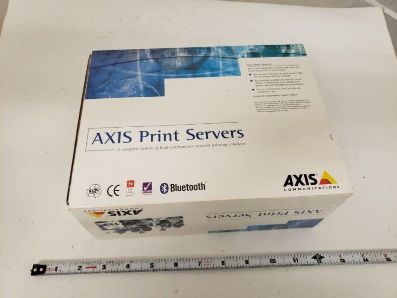 Axis 5550 Print Server