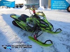 2015 Ski-Doo FREERIDE 800 E-TEC 154 MONTAGNE WRAP