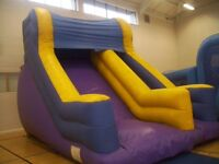 BOUNCY CASTLE INFLATABLE SLIDE AIRQUEE
