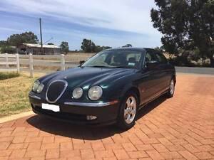2000 Jaguar S Type Sedan Middle Swan Swan Area Preview