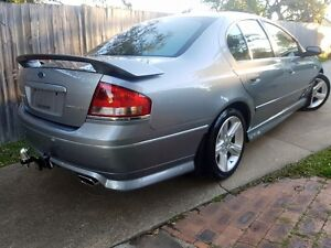 FORD XR6-VERY LOW Ks-SPECIAL FACTORY ORDER-LIKE NEW!!!!!!!!!! Everton Park Brisbane North West Preview