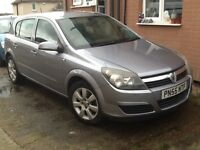 Vauxhall Astra 1.4 Petrol, 2005 Special Edition.
