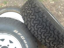 AS NEW GOODRICH ALL TERRAIN TYRES Warrnambool 3280 Warrnambool City Preview
